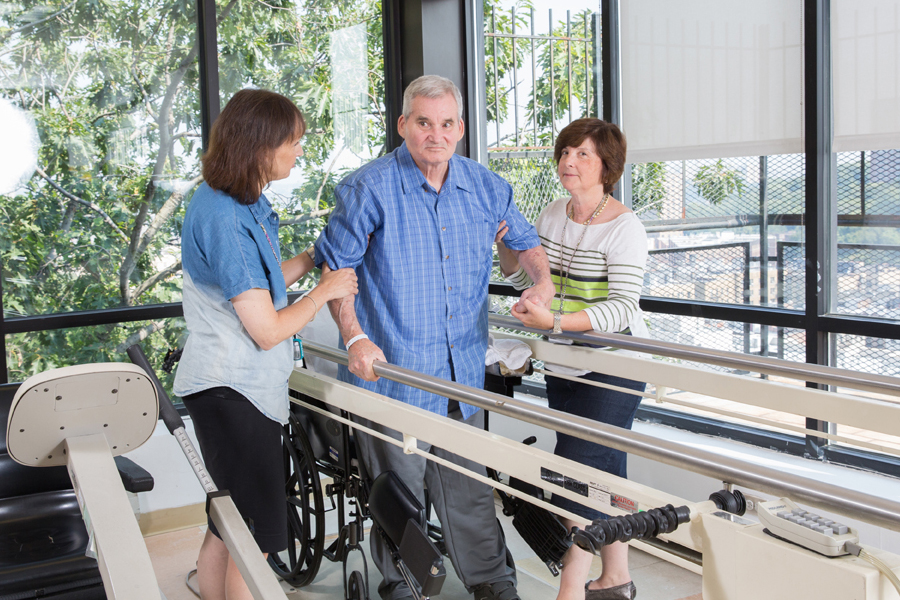 Hip Replacement Rehab at Fort Tryon